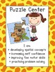 Bright Giraffe Print Station Signs