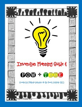 Bright Ideas:  Invention Design & Planning a Commercial to Sell the Invention