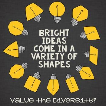 Bright Ideas Poster