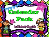 Bright Kids Calender Pieces