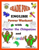 Bright Kids Grade 4 English Word Power Workout - Save Time