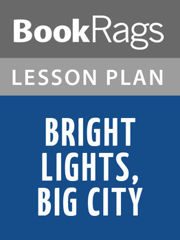 Bright Lights, Big City Lesson Plans