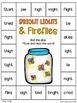 Bright Lights & Fireflies {long i: ie, igh craft & activit