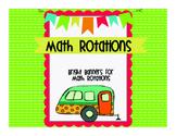Bright Math Rotation Signs
