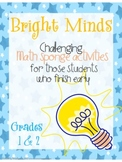 Bright Minds Math Challenges