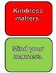 Bright Mini Motivational Posters