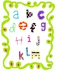 Bright Multicolored Alphabet Great for Titles and Signs