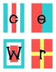 Bright Nautical Flags Subject Banners