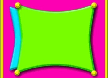 Bright Neon Cover Pages - Commercial Use OK!