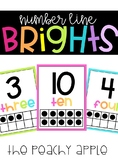 Bright Number Line [0-10]