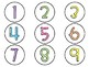 Bright Numbers 1-120