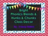 Bright Phonics Hunks, Chunks, and Blends