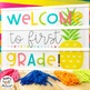 Bright Pineapple Back to School Light Box Freebie (Leisure Arts Walmart)