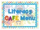 Bright Polka-Primaries: Daily 5/ CAFE signs (FREE)