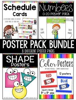 Bright Poster Pack Bundle