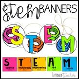 Bright STEM / STEAM banner