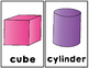 Bright Shape Posters - 2D and 3D