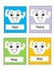 Bright Smiles Primer Sight Words