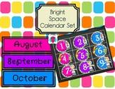 Bright Space Calendar Set #Markdownmonday