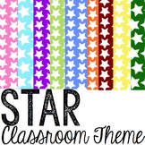Bright Star Theme Classroom Packet