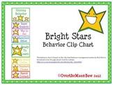 Bright Stars Behavior Clip Chart
