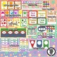 Classroom Theme Decor / Organization - Mega Bundle (Editable!) - Bright Stars