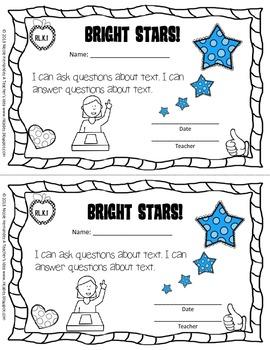 Reading - {Common Core Awards for Kindergarten Kids}