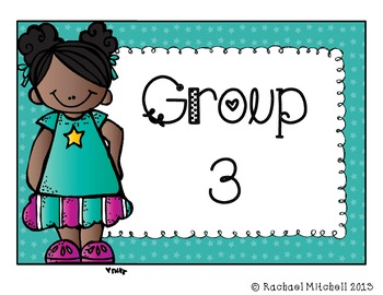 Bright Stars Guided Reading Clip Chart