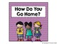 """Bright Stars """"How Do You Get Home?"""" Clip Chart {with white"""