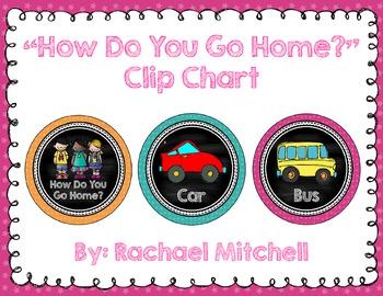 "Bright Stars ""How Do You Go Home?"" Clip Chart"