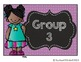 Bright Stars and Chalkboard Guided Reading Clip Chart