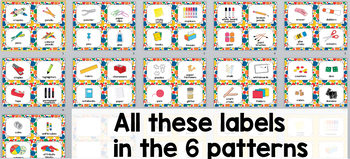 Bright Supply Labels