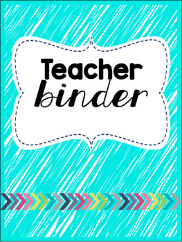 BRIGHT Teacher Survival Binder