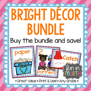 Bright Themed Decor Mega Bundle