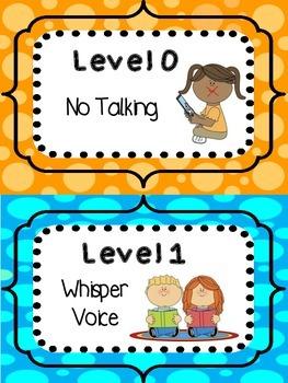Bright Voice Levels