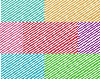 Bright Wavy Digital Paper