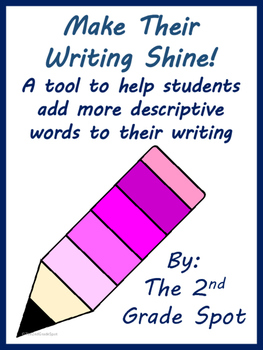 """Bright Words: Helping Students Use """"Fancy"""" Words"""