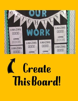 Bright Work Board
