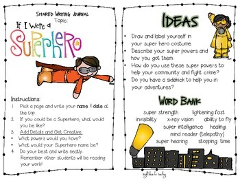 Bright Writes For Bigger Kids: Journal Prompts {June FREEBIE}