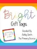 Bright Year Gift Tags