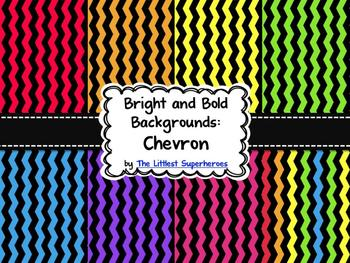 Bright and Bold Digital Backgrounds {Combo Pack}
