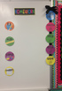 "Bright and Cheerful ""Homework"" Board and Labels - Updated!"