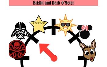 Bright and Dark O'Meter