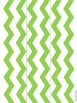 Bright and Light Chevron Border