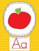 Bright and Pretty {An Alphabet and Word Wall Set for the Primary Classroom}