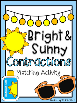Bright and Sunny Contractions