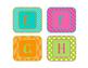 Brights Decor: Alphabet Labels