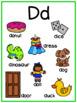 Brights Alphabet Posters