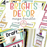Brights Classroom Set {MEGA-BUNDLE}