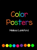 Brights Color Posters